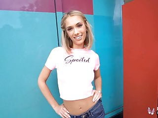 Real Teens - Skinny Blonde Teen Fucked During Porn Audition