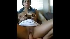Gamer Chick Is Naughty