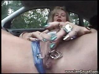 Iam Pierced Milf With Pussy And Nipple Piercings
