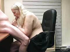 Penny Sneddon sucking cock again 1-3-2018