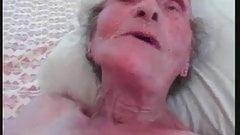 Grandma Ginette 87 Years by snahbrandy