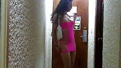 Nikki Ladyboys ready for work on the streets
