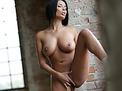 Anissa Kate alone time