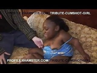 UGLY BLACK HANDICAPPED GIRL FUCKING