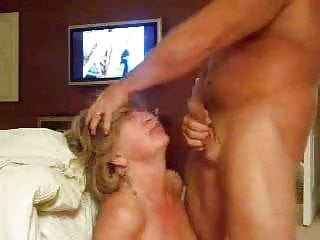 Wife's Mouth Is My Fuck Hole