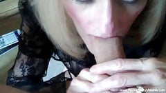 Blonde Ambition From Amateur Granny