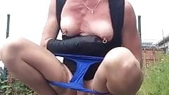 Tranny destroyed ass 1