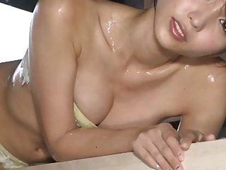 RISA Oasis- Bikini Lotion Play Wet Fetish (Non-Nude)