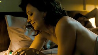Maggie Gyllenhaal Sex Scene In The Deuce ScandalPlanet.Com