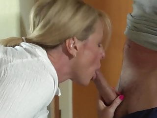 Mom Can T Move And Sons Fuck Her So Exciting