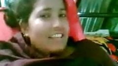 Northindian Aunty Show her Busty Boobs and Pussy to BF