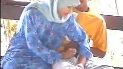 malay-tudung hijab baju kurung bj kat pondok