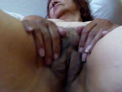 Granny Olga masturbation - Abuela Olga masturbacion