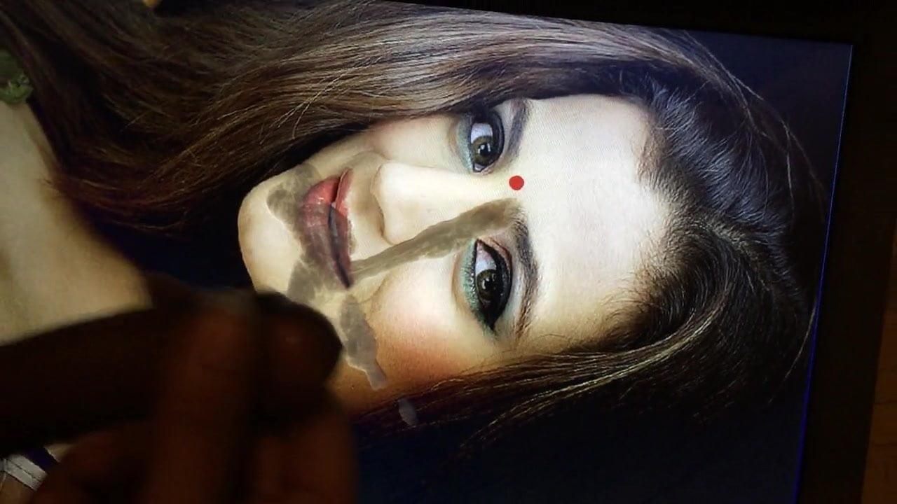 Amisha Patel Nude Video huge load on amisha patel slutty face