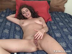 Yanks Beauty Alex Starr Toys Her Twat