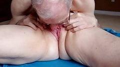 Older woman blowjobs