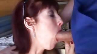 Sexy Redhead Mature Mom SM65