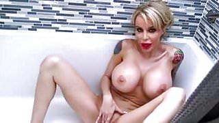 Big tit cock tease