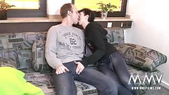 MMV FILMS Amateur Teen Couple