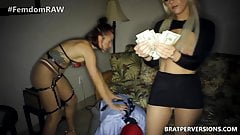 Bullied by Kinky Bitches #FemdomRAW