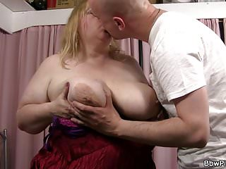 Guy picks up busty fat girls for sex