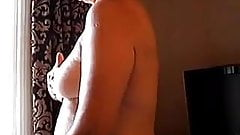 AMATEUR WIFE VOYEURED THRU HOTEL WINDOW