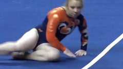 Candid Thick Round Ass Gymnast-Sports