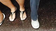 Candid ebony feet's Thumb