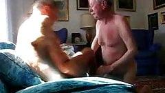Rim and suck older men