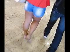 baixinha reboladera com corninho (shorty big ass) 126