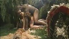 Tribal Gangbang Porn