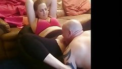 Young Teen Gets Anal