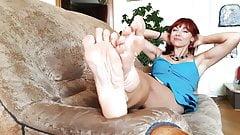 Russian feet