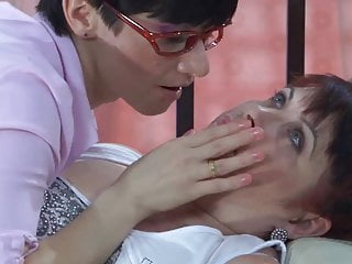 Old Lesbian Lick Pussy for Her Girlfriend