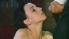 anal threesome vintage italian movie
