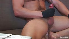 Extreme cock sounding and jerkoff BRIAN BONDS