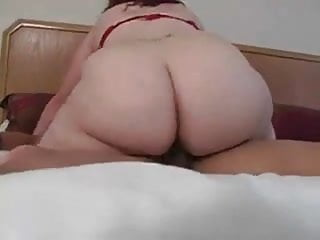 Sexy BBW screwed