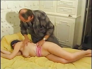 French Daughter is Tricked and Fucked 2of2 (by Satanika)
