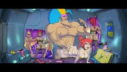 Starbarian killgar meets thickhilda parody - 2 part 4