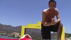 The Duty Of a Lifeguard Babe... by Karcher