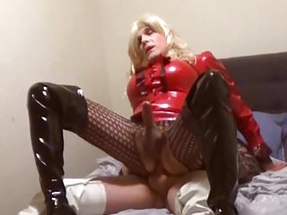 no.123 Fucked in my ass like a real whore - Suleika Latex