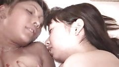 Private Video Japanese Guy Fucks Two Girls