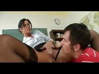 A Milf Teacher In Wet Tutoring Session SM65