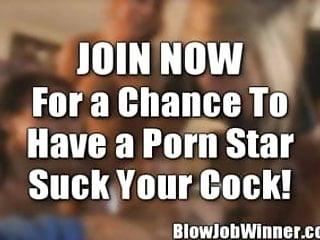 Porn Legend Jessie Andrews Blowing Her Dedicated Fan Travis