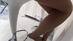 Very it`s very HOT  Feet in Pantyhose