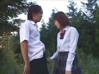 jeune japonaise masturbant son fiance