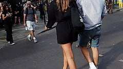 Candid Hot Legs and Heels