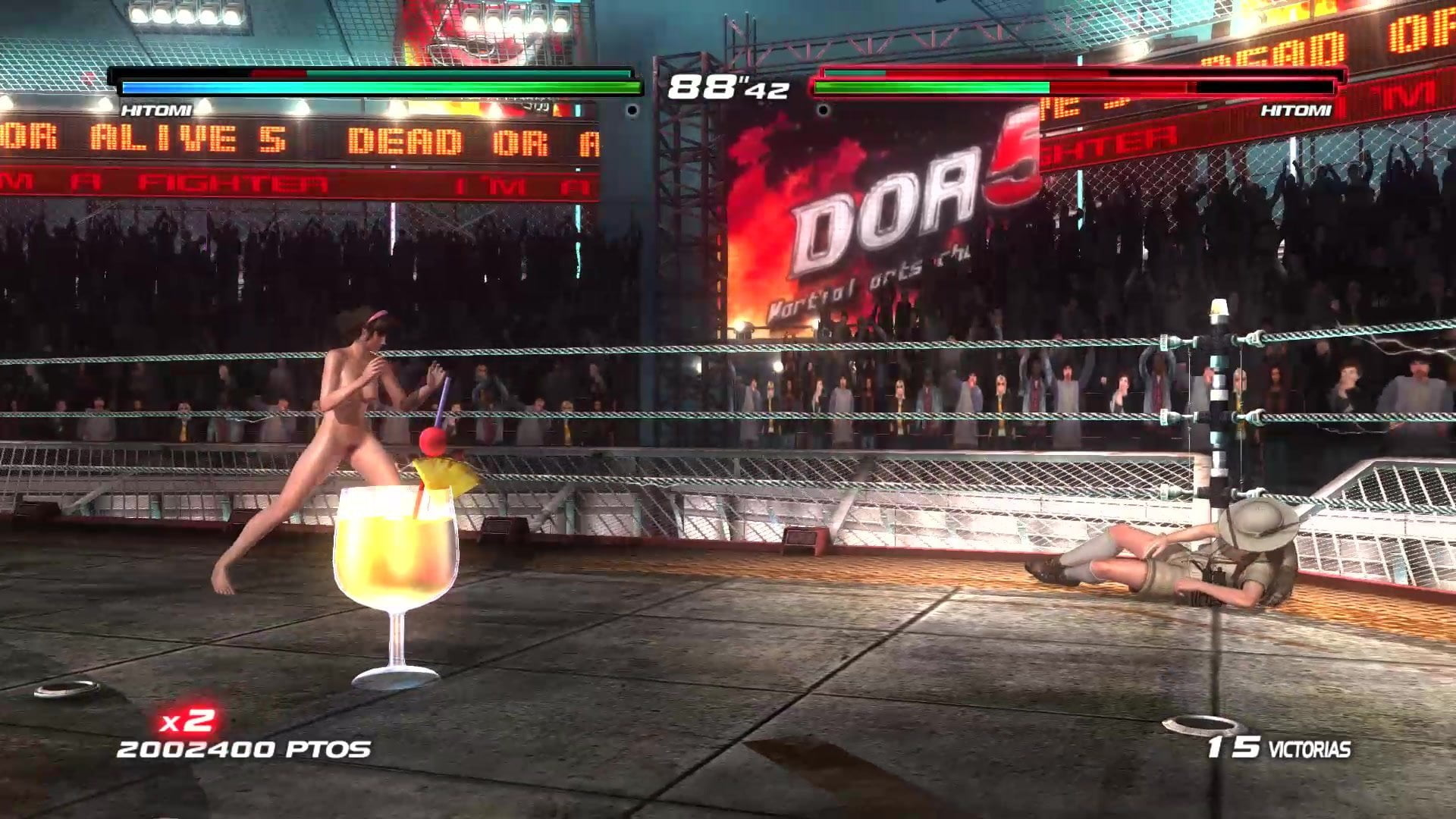 Useless or Alive 5 Final Spherical