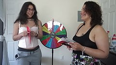 SPIN THE MYSTERY WHEEL CHALLENGE DIRTY MINDS