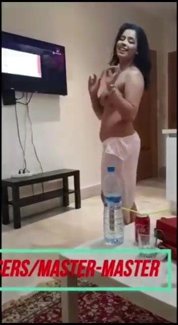 Iranian fairly lady dance